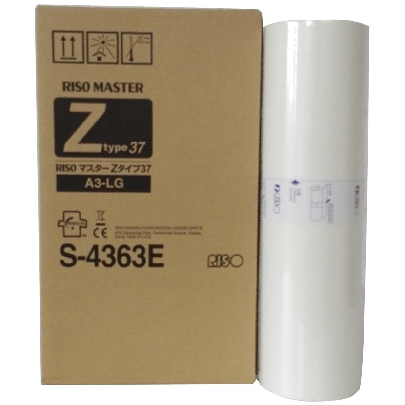 Riso Master Z Type 37 A3-LG S-4363E
