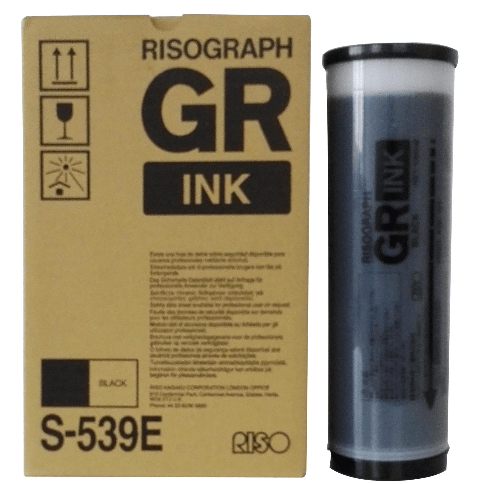 Farba (tusz) Riso - Risograph GR - Ink E - S-2487E