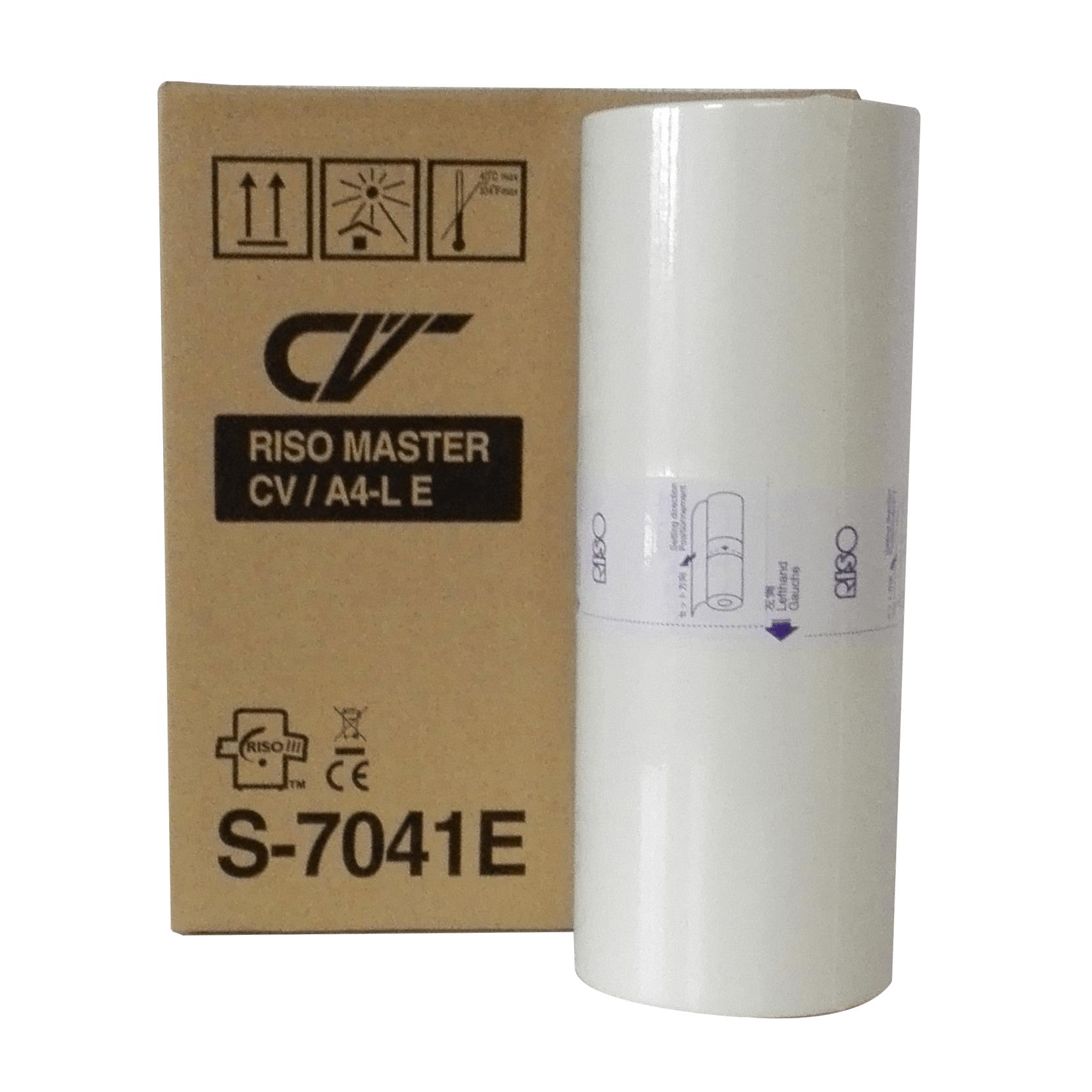 Riso Master CV/A4-L E S-7041E